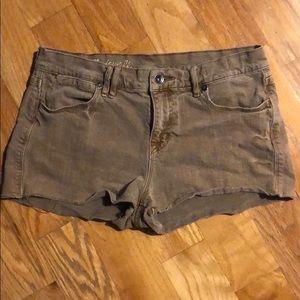 Madewell shorts 29